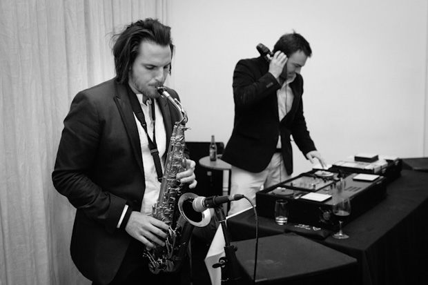 DJ & Sax Player for hire with Corporate Events Ireland
